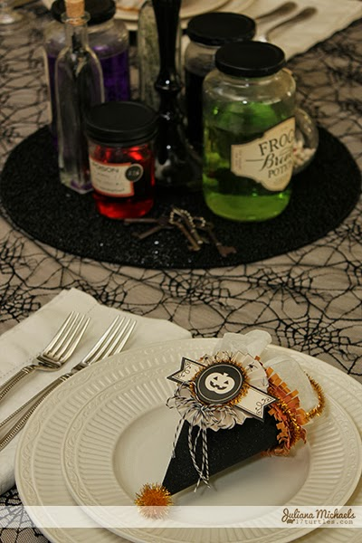 American Crafts Exclusive Target Halloween Decor by Juliana Michaels