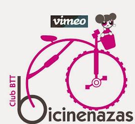 Bicinenazas en VIMEO