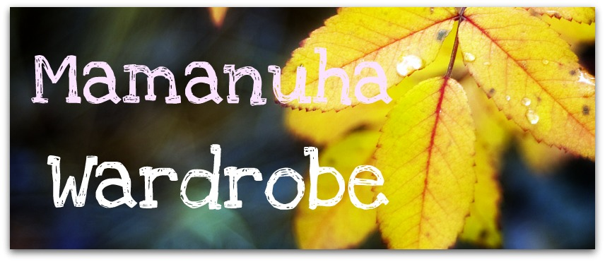 Mamanuha wardrobe