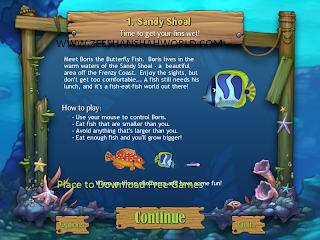 Feeding Frenzy 2 PC Full Version