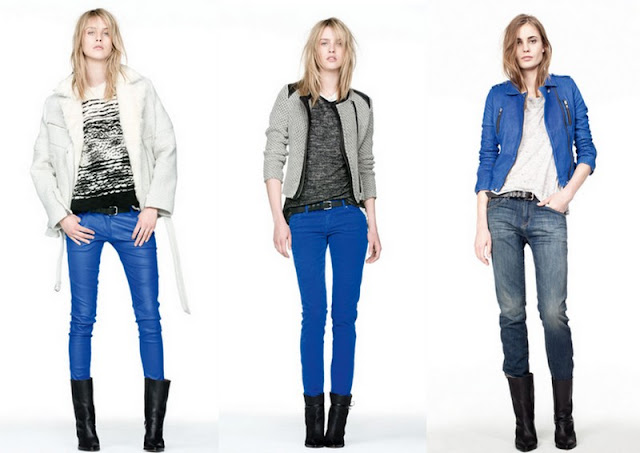 IRO FW 12/13 + collage