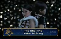 The Ting Ting - Makan Terlarang ( the Hitz )