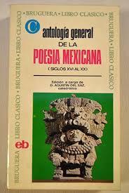 Antología de la Poesía Mexicana