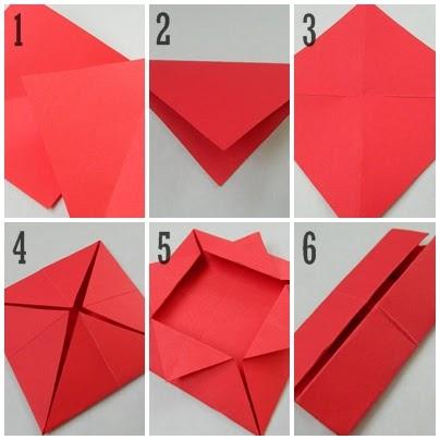 Paper Pendulum: Miniature Paper Boxes