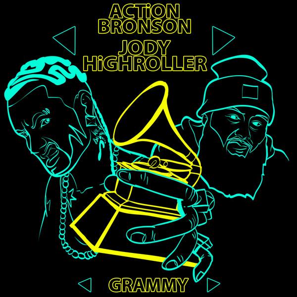 Action Bronson & Jody HiGHROLLER - Grammy - Single Cover