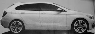 BMW series GT
