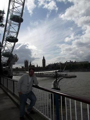 Torre de Elisabeth  y ojo de Londres