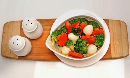 resep sayur sop telur puyuh