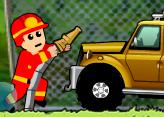İtfaiye Yangın Söndürme