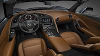 The 2014 Chevrolet Corvette Stingray interior