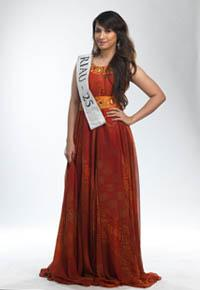 MISS INDONESIA 2011 CONTESTANT - Nurul Chintya Irada