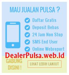 Peluang Jadi Dealer Pulsa All Operator