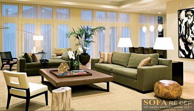 Sofa băng dài D014
