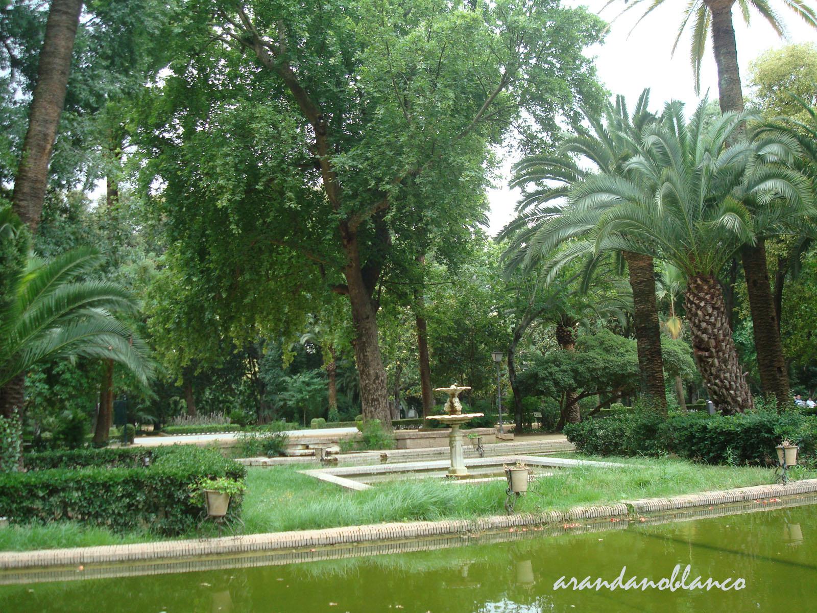 Plataforma ciudadana parques y jardines sevilla un comienzo for Parques y jardines