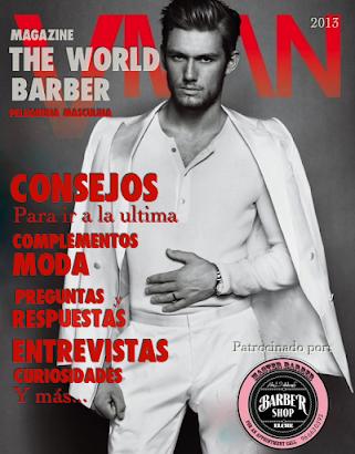 Revista THE BARBER WORLD