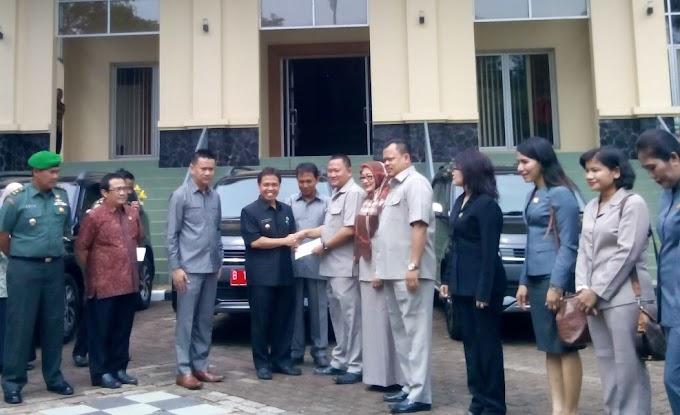 28 Anggota DPRD Depok Dipinjami Mobil Plat Merah