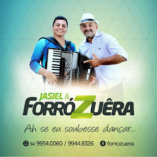 FORRÓ ZUERA A SUA MAIS NOVA BANDA DE FORRÓ DE CAICÓ CONTATOS 9954 - 0060 OU 9944-8326
