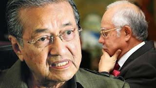 Tun M nasihat Najib berhenti perbodoh rakyat
