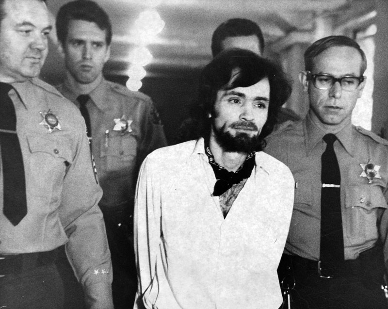 a biography of charles manson the cult leader of the manson family The beatles' white album autographed by cult criminal leader charles manson and his 'family' is on sale.