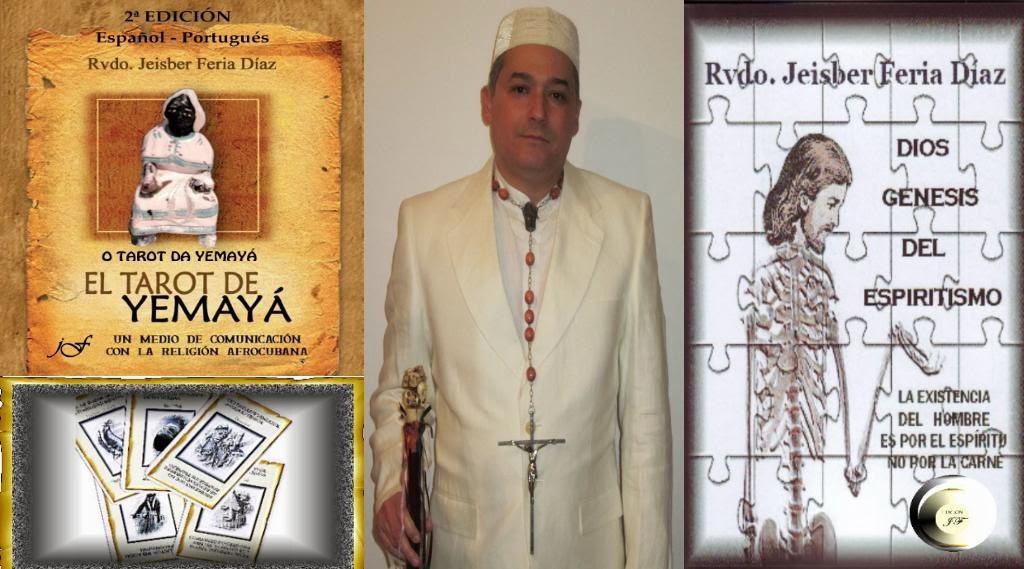 Mejor Medium, Vidente y Espiritista del mundo, Padre Jeisber Feria