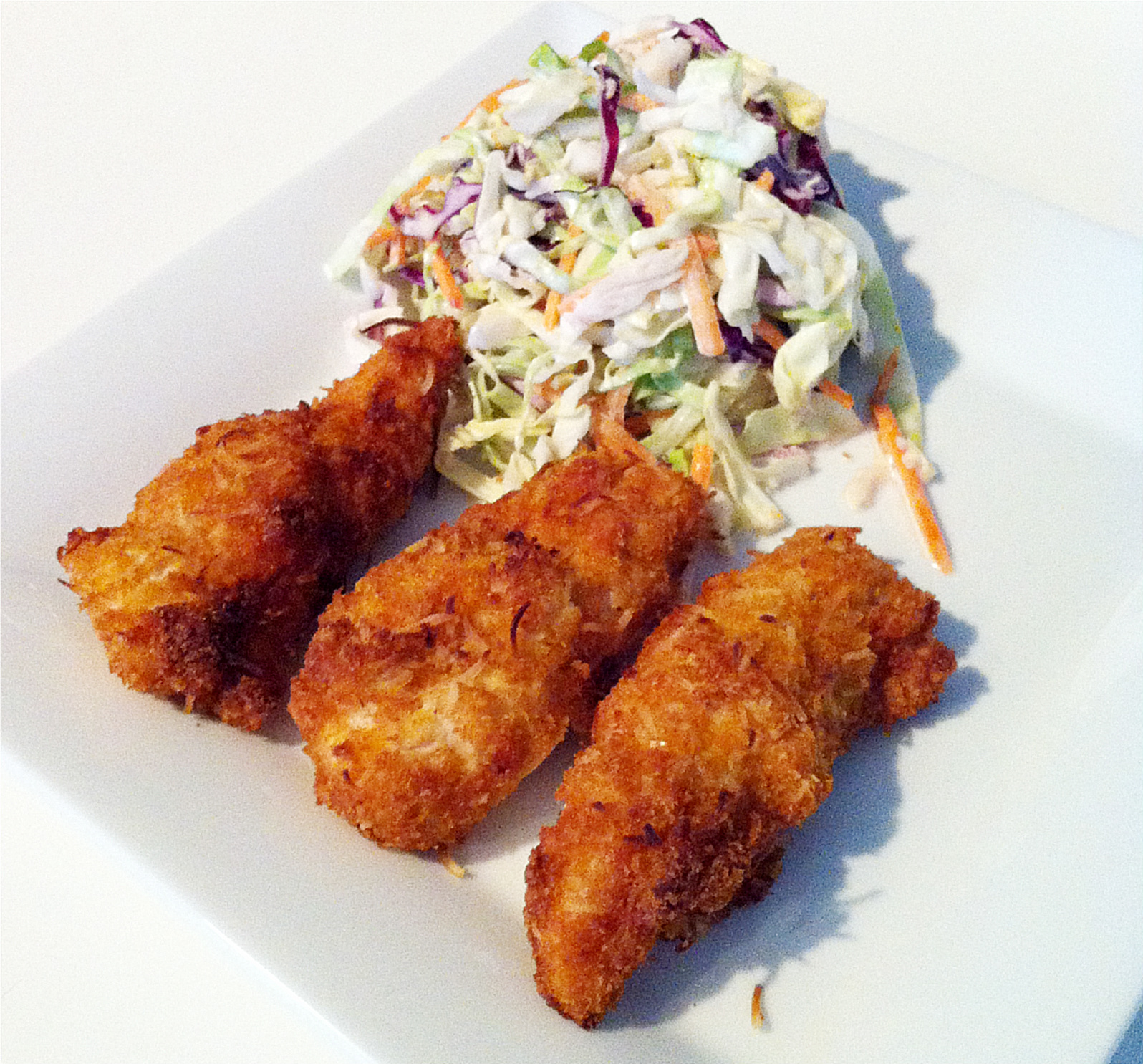 KL Made It: Coconut Chicken Tenders