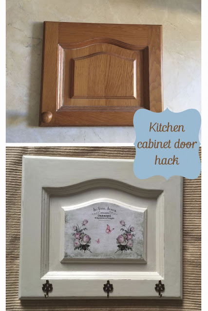 kitchen cabinet door hack