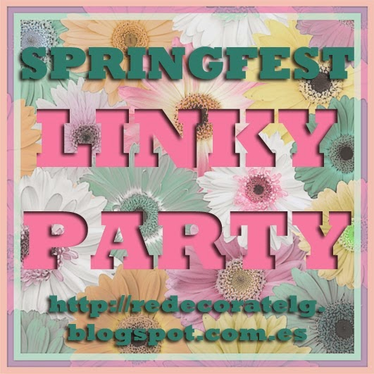 6ª Linky Party de Primavera
