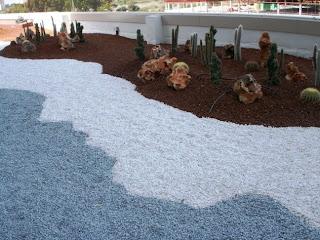arte y jardiner a superficies horizontales materiales On grava jardin barata