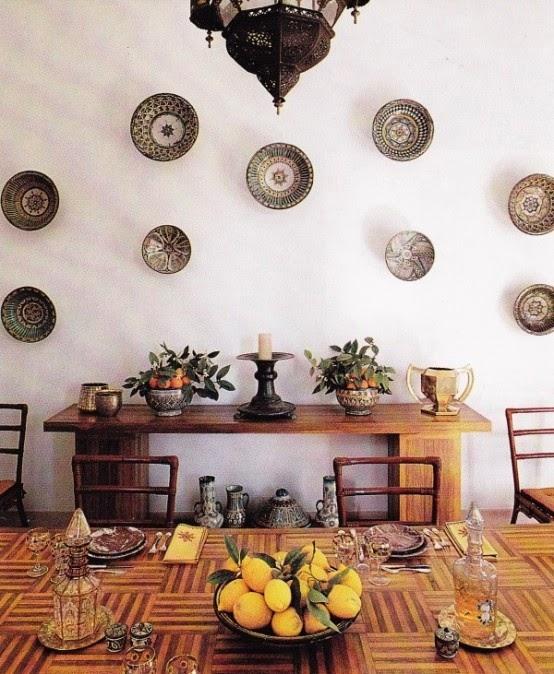 تصميمات رائعه لغرف المعيشه المغربيه  Exquisite-moroccan-dining-room-designs-21-554x674
