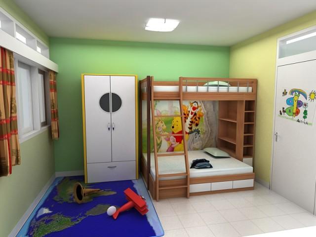 pentingnya kenyamanan kamar tidur anak informasi dan