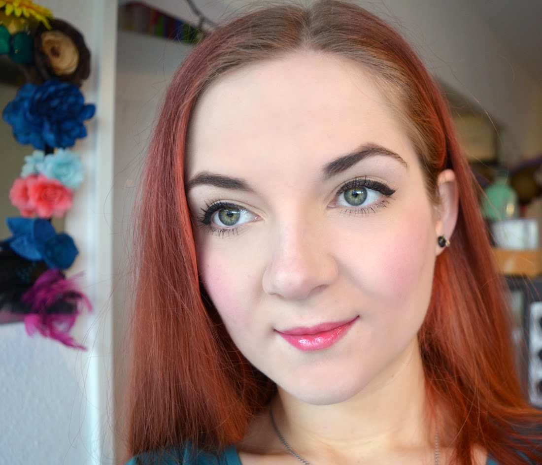 Make up Montag #3 mit Make up revolution