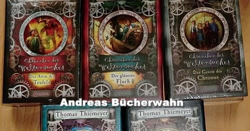 Andreas b cherwahn sie sind da chroniken der for Chroniken der weltensucher