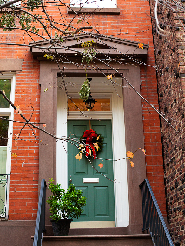 christmas in the west village