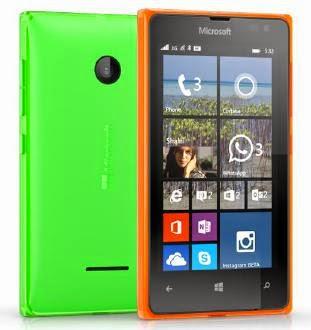 Microsoft Unveiled Lumia 532