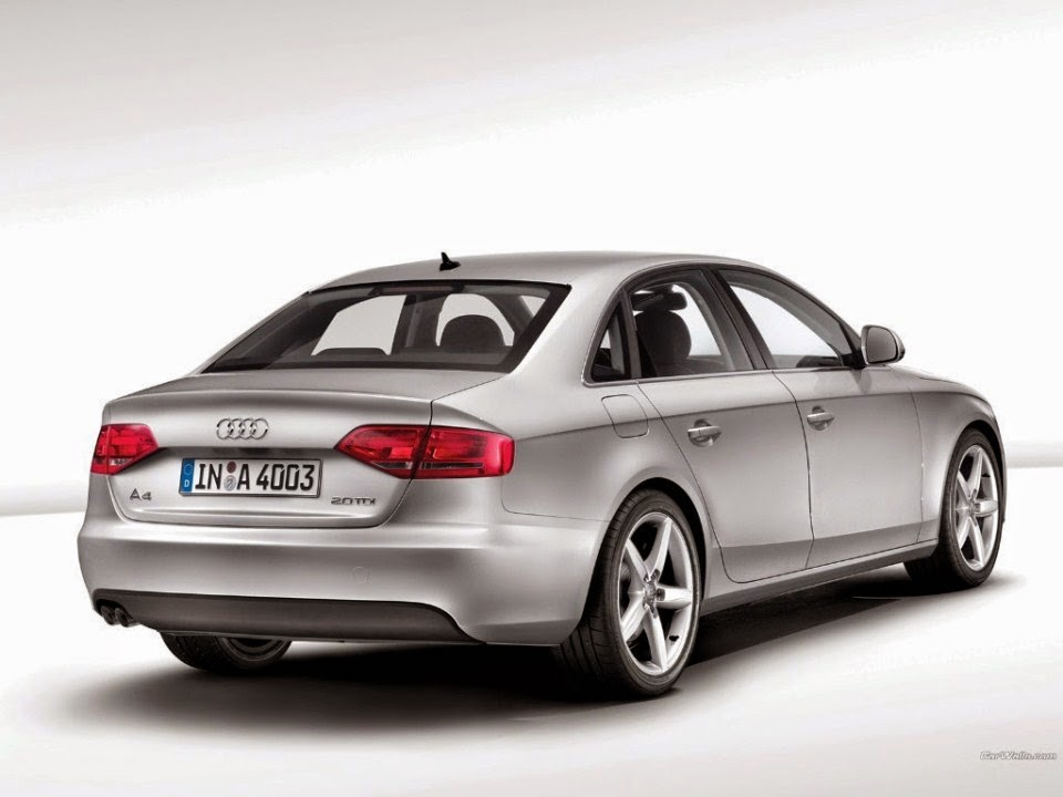 2014 Audi A4 Wallpapers