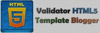 Cara Membuat Blog / Template Valid HTML5