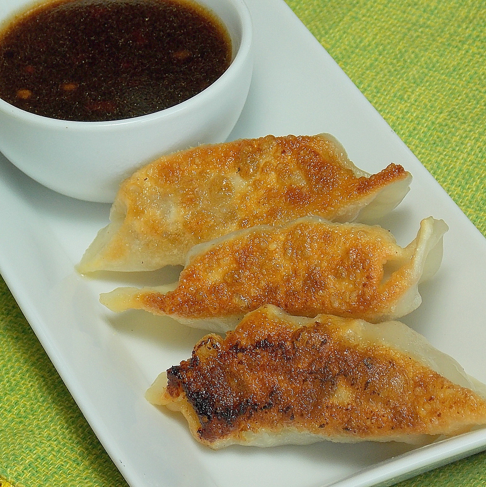 The Life & Loves of Grumpy's Honeybunch: Venison Pot Stickers