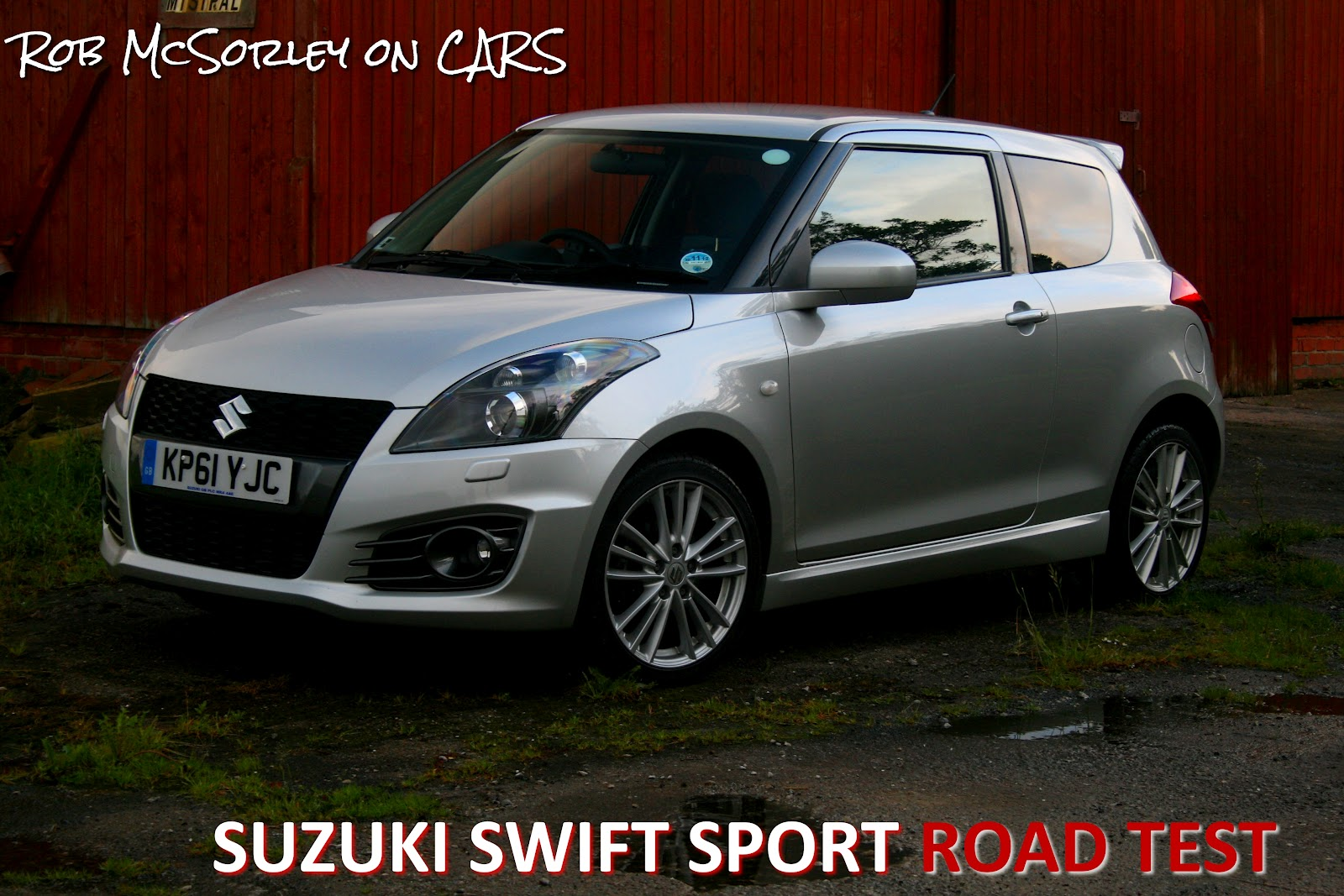 robmcsorleyoncars 2012 suzuki swift sport full road test. Black Bedroom Furniture Sets. Home Design Ideas