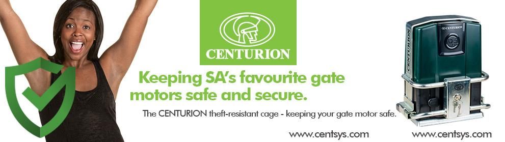 Centurion Systems