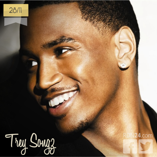 28 de noviembre | Trey Songz - @TreySongz | Info + vídeos