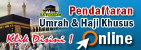 daftar haji online