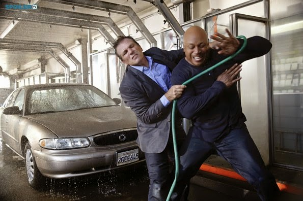 "NCIS: Los Angeles - Leipei - Review: ""It's All Greek to Me"""