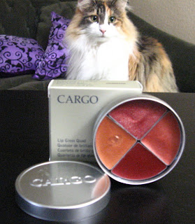 Cargo Argentina Lip Gloss Quad