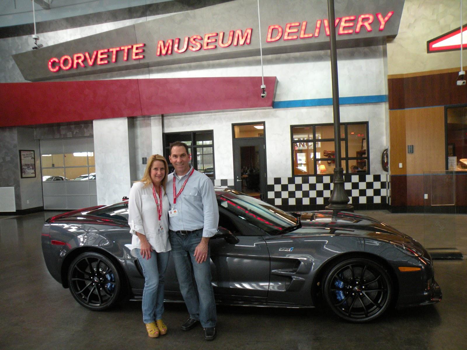 national corvette museum corvette raffle winner spotlight rico cuomo. Cars Review. Best American Auto & Cars Review