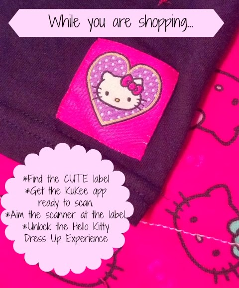 Play Dress Up with Hello Kitty and the KuKee app by 504 Main
