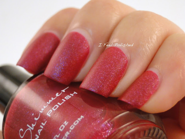 KBShimmer Every Nook & Cranberry