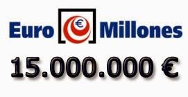Resultado de Euromillones del viernes 18 de julio de 2014