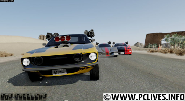 how to download full version pc game Gas Guzzlers Combat Carnage 2012