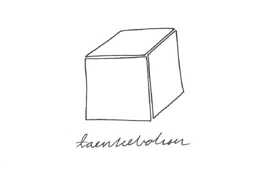 Taenkeboksen