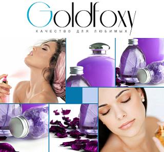 GOLDFOXY - интернет магазин оригинальной парфюмерии